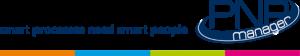 Logo PNP + frise